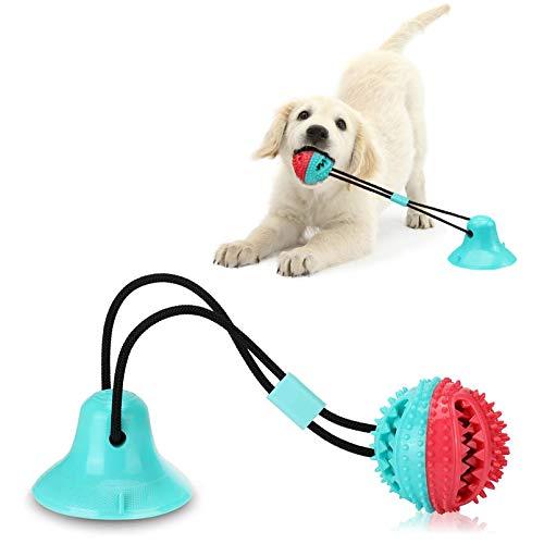 BEANKI Juguete Molar para Mascotas, Multifuncional Pet Jugue