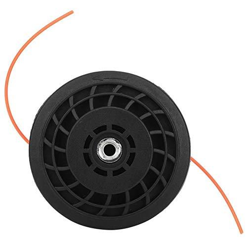 FLY MEN Herramienta Universal de reemplazo de Accesorios de plástico Hierba Strimmer Cabezal de Corte Jardín Motor del césped