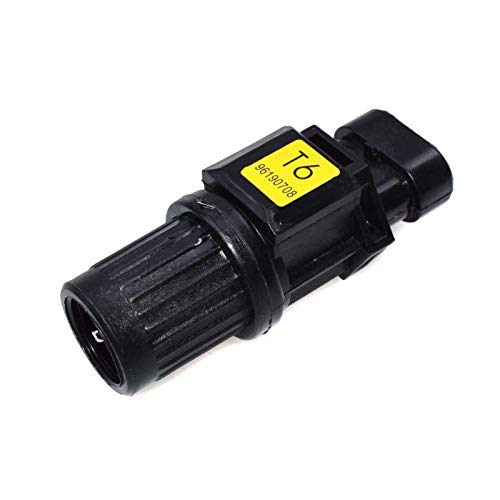Bewitched ZHANGHANG Sensor de Velocidad + Conector Enchufe de arnés Fit para 1.6L Daewoo Chevrolet Fiat Pontiac Aveo Kalos Lacetti Matiz 96190708 96604900 96603583 ZH (Color : Only Sensor)