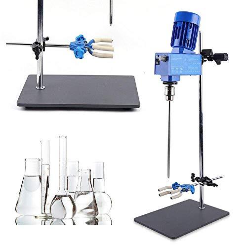 S SMAUTOP Homogeneizador de Laboratorio Digital Mezclador de Agitador de Arriba Eléctrico Ajustable de alta Velocidad 0~10000Mpas, 20L, 60~2000RPM Homogeneizador de Tejido de Tejido 220V