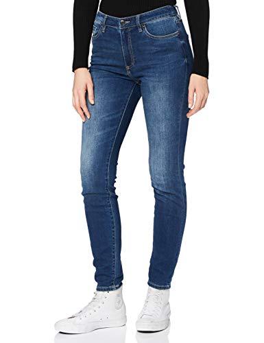 ARMANI EXCHANGE J24 Super Skinny High Rise Jeans, Blu (Indigo Denim 1500), W25/L32 (Taglia Produttore: 25) Donna