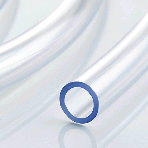 [DQ-PP] PVC Schlauch 6/9mm Wasserschlauch Klar Luftschlauch Druckluftschlauch