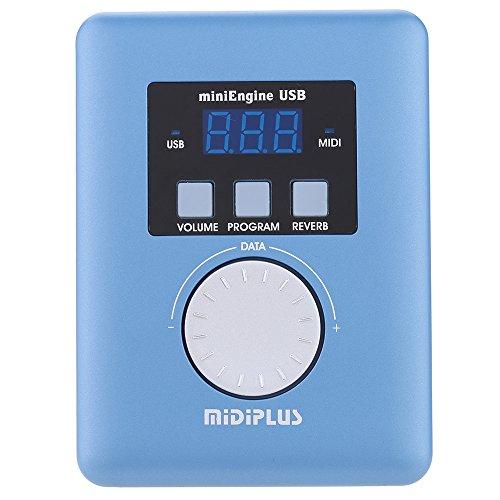 ammoon Midiplus MiniEngine USB-MIDI-Sound-Modul, allgemeiner MIDI-Generator