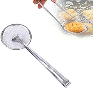 Colador Cuchara encurtidos aceitunas tarro para cebollas huevos utensilios de cocina de acero inoxidable