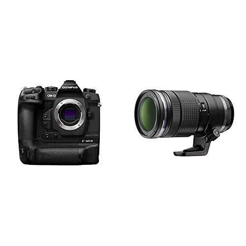 Olympus OM-D E-M1X Camera Body w/ Olympus M. Zuiko 40-150mm f/2.8 Interchangeable PRO Lens