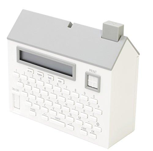 キングジム テーププリンター こはる ホワイト MP20シロ