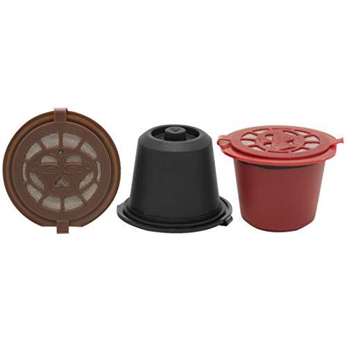 FineInno Cafetera Capsulas Recargables Refillable Coffee Cap