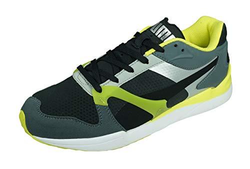 Puma Future XS 500 Swift Zapatillas Hombre Zapatos Running-Grey-44