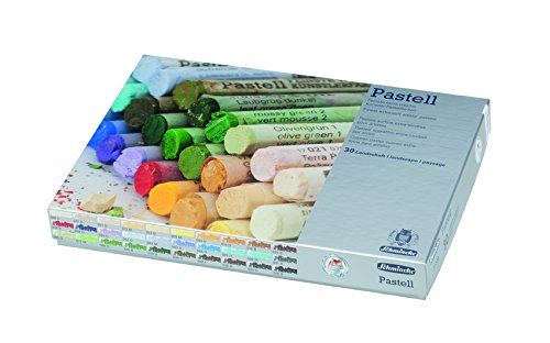 "Schmincke Meister colour Kartonset ""paisaje"" con{30} tonos pastel lápices multiusos"