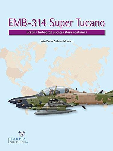 Zeitoun Moralez, J: Emb-314 Super Tucano