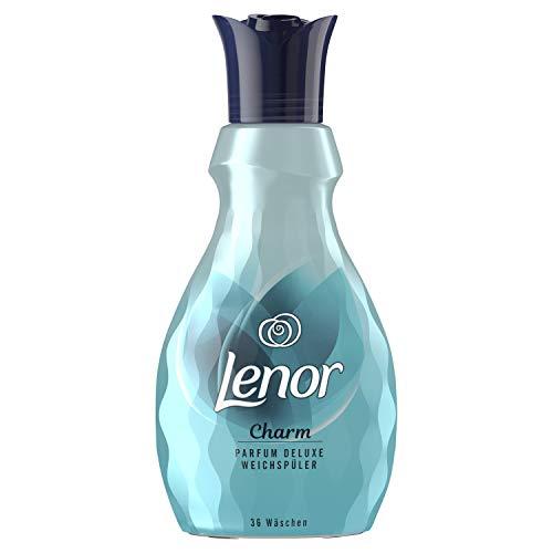Lenor Parfum Deluxe Weichspüler Charm, 900 ml, 36Wäschen