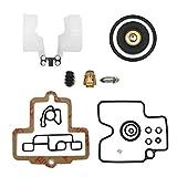 NINGYE Kit de Reconstrucción de Carburador para Keihinm FCR Cuerpo Inclinado 39 41 Motores Sierra de Cadena Motor Kit de Reparación Carburador Set Herramienta Junta Accesorios