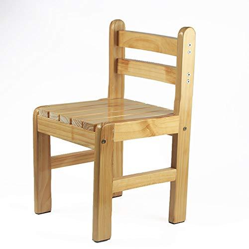 WENYC leerstoelen, kleuterschooltafels en stoelen, massief houten stoelen, kinderstoelen, veiligheidsstoelen B