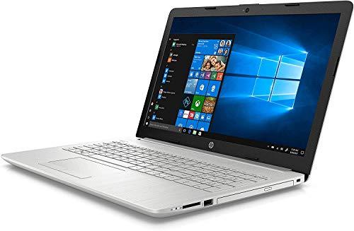 HP 15s db1061au 15.6-inch Laptop (Ryzen 5 3500U/4GB/1TB HDD/Windows 10 Home/AMD Radeon Vega 8 Graphics), Natural Silver