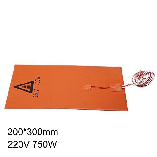 Lzndeal Heatbed 200/600/750W 220V Alineación