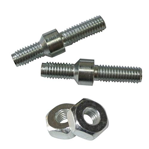 BIDONG BAR Stud + Nuts for STIHL Chainsaw MS361 MS440 MS441 MS460 MS461 MS660 MS650 Replaces Part # 1138-664-2400
