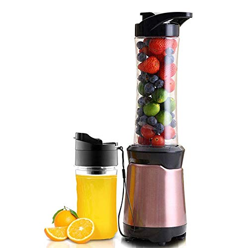 REWD Portable Personal Blenders for kitchen Slow Chewing Juicer Cold Press 36 RPM Mute High Yield Antioxidant Big Fruit Fruit Vegetable Wheat Grass Orange Juice Extractor