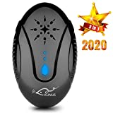 Aunus 2020 Version Repellente Ultrasuoni per Topi Professionale, 3 in 1 Scacciatopi...