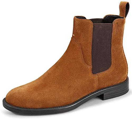 Vagabond Damen Amina Chelsea Boots, Braun (Caramel 10), 40 EU