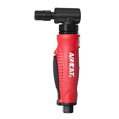 AIRCAT 6255 Professional Series Red Composite Angle Die Grinder