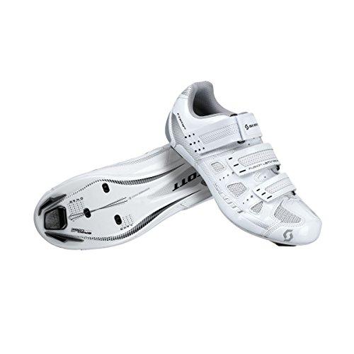 Scott Road Comp scarpe da ciclismo su strada, da donna, Bianco 2016, Donna, bianco