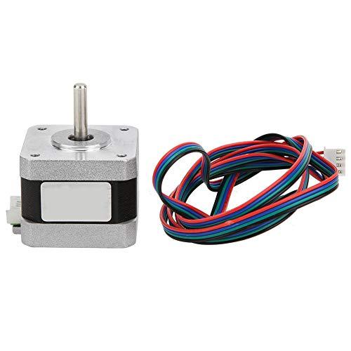 3D-printermotor, 3D-printermotorkit, met kabel, voor printers. Elektrische benodigdheden Stappenmotor voor industriële accessoires