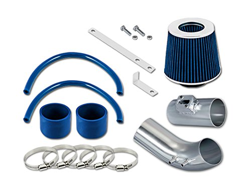 RL Concepts Blue Short Ram Air Intake Kit + Filter 04-07 For Accord 2.4L l4