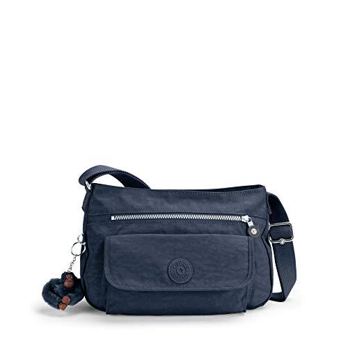 Kipling - Syro, Shoppers y bolsos de hombro Mujer, Blau (True Blue), One Size