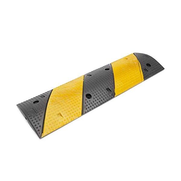 PrimeMatik-Pasacables-de-Suelo-para-proteccin-de-Cables-elctricos-1-va-99x30-cm-y-Reductor-de-Velocidad
