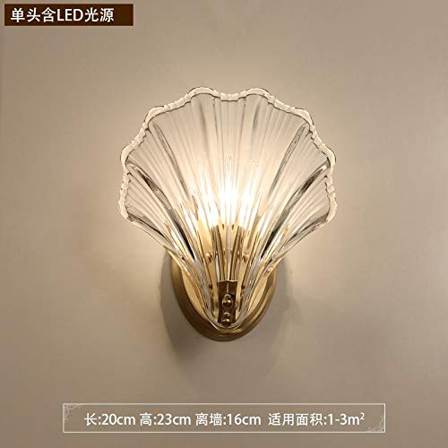 Luxe gouden wandlamp, luxe kristal, 2019, luxe kristal, voor slaapkamer, woonkamer, binnenverlichting