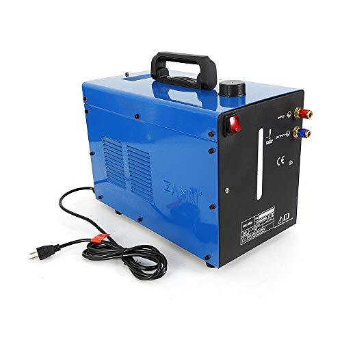 RANZIX Industrie Wasserkühler Schweissgerät Maschine 10L Wassertank Kühler Wasser Kühlung 220V