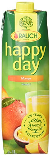 Rauch Happy Day Mango, 6er Pack (6 x 1 l)