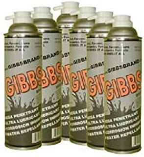 Gibbs Brand Lubricant (1-12oz can)