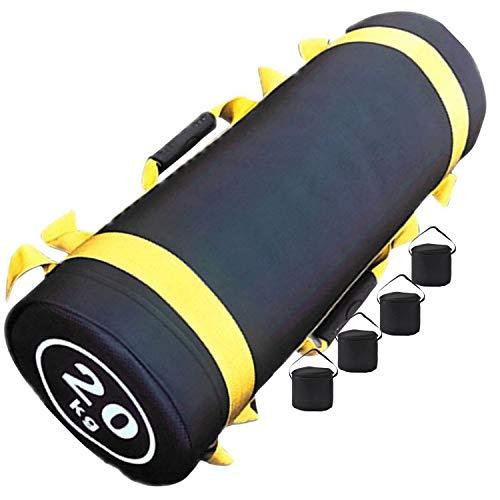 YZBBSH Sacos de Arena para Entrenamiento Pesado Fitness, Pesas Ajustables Bolsa de Arena 5-30kg Saco Bulgaro Muy Adecuado Levantamiento de Pesas, Yoga, Mancuernas Power Bag
