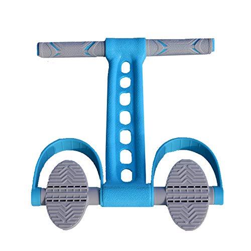 KEKEDA Huishoudelijke Sit-up Hulp Fitness Equipment, Siliconen Pedaal Trekker Yoga Stretcher Touw Apparaat Borst Expander
