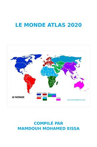 carte du monde 2020 Amazon.com: LE MONDE ATLAS 2020: ATLAS DE MAMDOUH 2020 (French