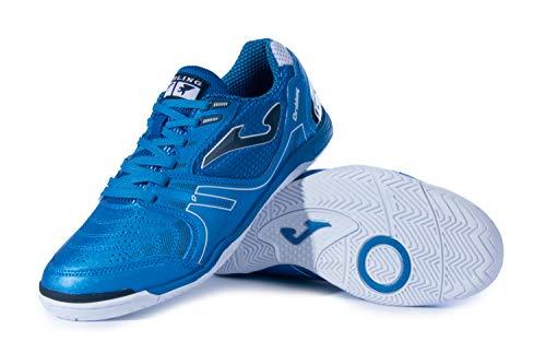 Joma Men's Dribling ID Indoor Soccer Shoes (7, Royal)