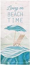 Kay Dee Designs Coastal Tranquility Beach Time Tea Kitchen Towel, Multi