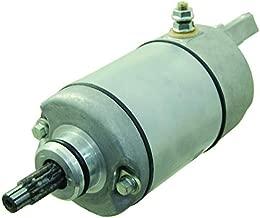 New Starter For Select 2002-2011 HONDA ATV TRX400 TRX450 TRX500 Foreman FOURTRAX 12V CCW 10-Spline Shaft 31200-HM7-003, 31200-HM7-A41