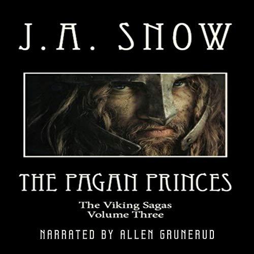 The Pagan Princes cover art
