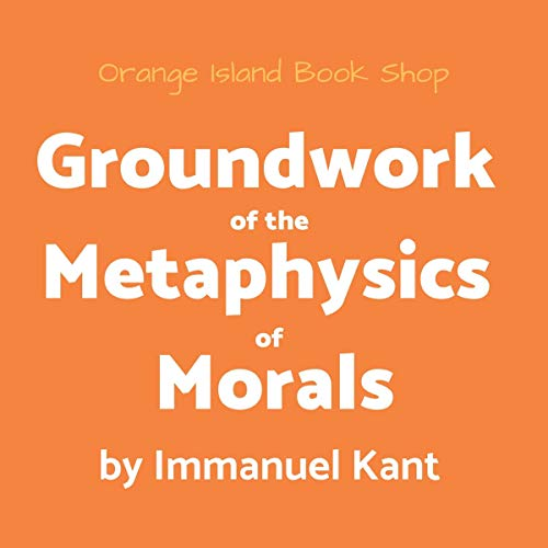 Groundwork of the Metaphysics of Morals Titelbild