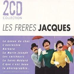 Coffret 2 CD : Les Frêres Jacques