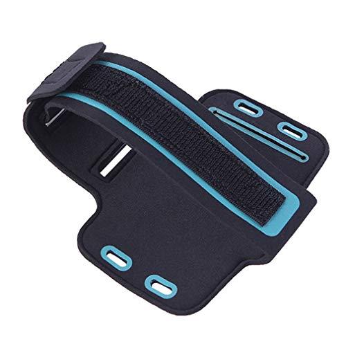 Haowen Funda Universal para Brazalete Sport Running Arm Cover Adecuado para iPhone 7 Plus Rosa