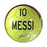 Barcelona - Messi Soccer Ball (Size 5)