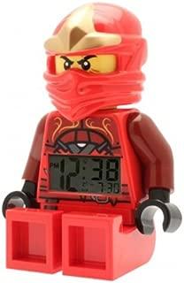 LEGO Ninja Go Kai alarm clock (alarm) Ninjago Kai Minifigure Clock 9006784 [parallel import goods] (japan import)