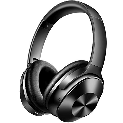A9 Hybrid Active Cancelación de Ruido Auriculares Bluetooth Con Micrófono Estéreo Auriculares Inalámbricos Para Teléfono TV