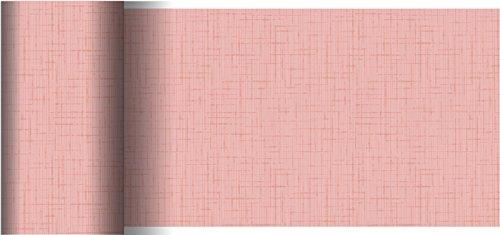Duni Dunicel Tischläufer Linnea Mellow Rose 0,15 x 20 m