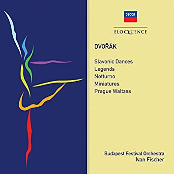 Dvorak: Slavonic Dances; Miniatures