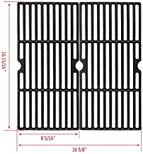 Hisencn Grill Grates Replacement for Charbroil 463250210, 463250211, 463250212, 463251413, 463251414, 466251413, Thermos 461633514, 16 15/16