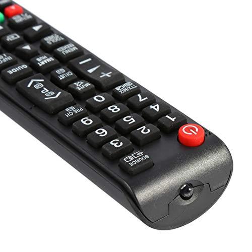 Emoshayoga Control Remoto Universal de Televisión Compatible con Samsung HDTV